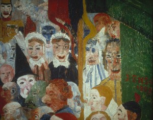 Ensor_Christs_Entry_into_Brussels_in_1889_ptd_1888_detail